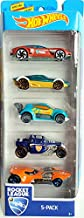 Hot Wheels 2018 Rocket League 1:64 Scaled 5-Pack