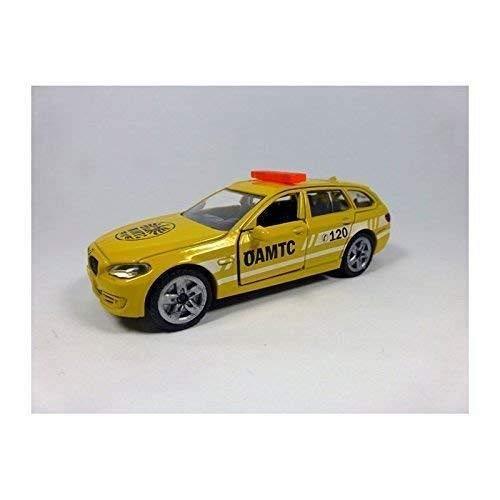 siku 1459038, ÖAMTC-Pannenhilfe Fahrzeug Österreich, Metall/Kunststoff, Gelb, Öffenbare Türen