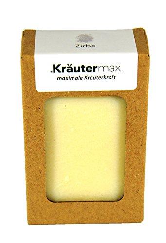 Kräutermax Zirbe Seife 1 x 100 g für empfindliche Haut
