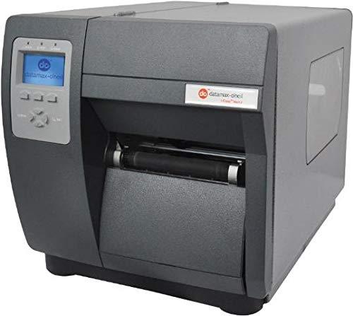 Datamax O 'Neil I-Class 4212E Wärmeübertragung 203DPI grau–CD Label-Drucker (Wärmeübertragung, 304mm/Sek, LCD, verkabelt, USB 2.0, parallel, Serial (RS), 32MB)