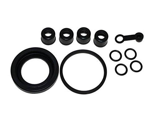 Remklauwen reparatieset voor Kawasaki KH 250 B, KH 400 A, KH 500 A, Z 250 A, Z 400 G Custom, 440 C, Z 440 A Ltd/D Ltd Belt Drive, Z 650 B, Z 750 B Twin