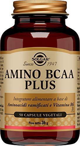 Solgar Amino Bcaa Plus - 120 ml
