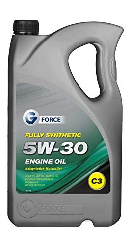 G-Force GFM105 5W-30 Fully Synthetic Engine Oil 5L
