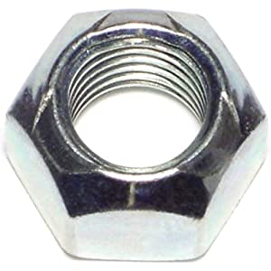 Square Nuts 7//8-9 Pack of 175
