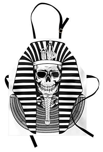 ABAKUHAUS re Grembiule, Egitto Faraone Righello Mummy,...