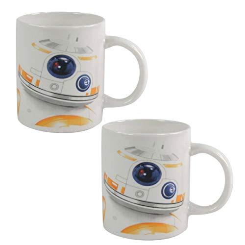 2er Set Star Wars BB8 Tasse