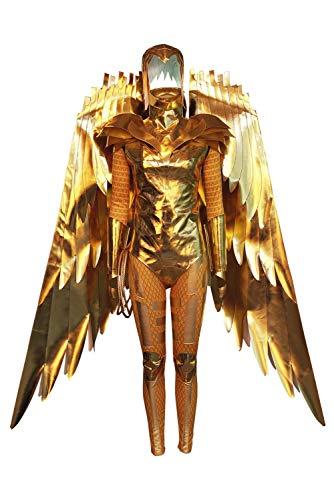 Bilicos Disfraz del príncipe dorado del ejército de Wonder Príncipe para Halloween...