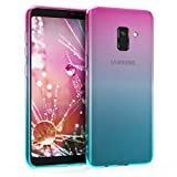 kwmobile Case Compatible with Samsung Galaxy A8 (2018) -