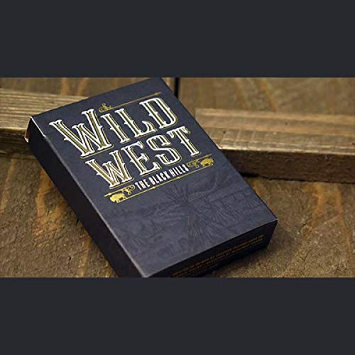 SOLOMAGIA Wild West: The Black Hills Playing Cards