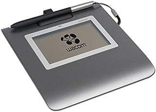 لوح توقيع الكتروني موديل STU-430 مزود بتطبيق ساين برو  بي دي اف من واكوم