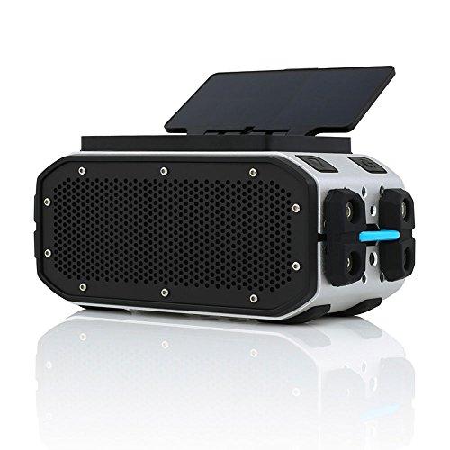 Braven BRV-PRO+SOLAR Bluetooth Speaker (Speaker/Solar Panel)...