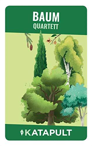 Baum-Quartett: 32 Karten