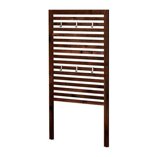 Ikea APPLARO–Wandpaneel, braun–80x 158cm