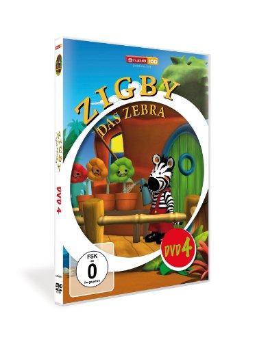 Zigby, das Zebra - DVD 4