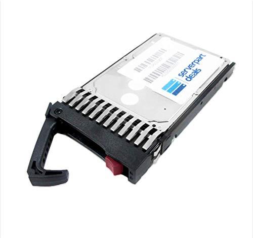 HP kompatibles OEM-Laufwerk in HP G7 Hot Swap-Tray – 1 TB 7.200 6,4 cm (2,5 Zoll) SAS SFF 6 Gbit/s Interne Festplatte für HP Server / Cluster (zertifiziert generalüberarbeitet)