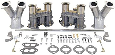 Appletree Automotive Dual 48 Ida Carburetor Kit, by Weber Compatible with VW & Dune Buggy