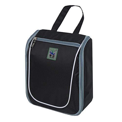 Ritapreaty Travel Organizer Tas, Leak Bewijs Reistoiletten Tassen met Hangende Haak, Grote Capaciteit Toilettassen voor het houden van items uit verplaatsen