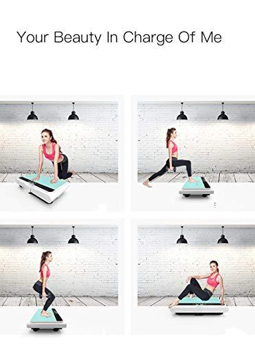 Topashe Vibration Plate Machine,Fat-lifting shaker, standing shaker,Ultra Slim Vibration Plate