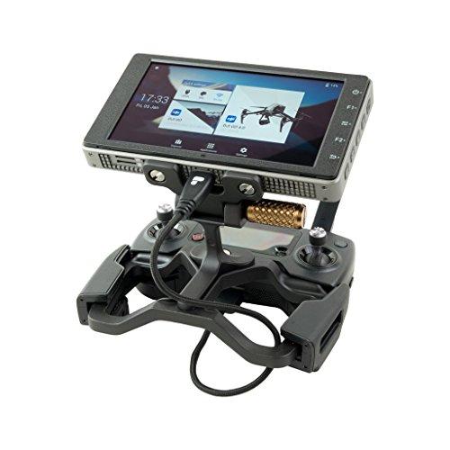 PolarPro Crystalsky Monter für 2 Mavic DJI/Platinum/Pro/Air Fernbedienungen