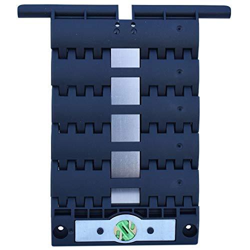 Selve SecuBlock rapid 4-gl. Wellenverbinder Hochschiebesicherung Rollladen Aufhängung fester Verbinder Rollo