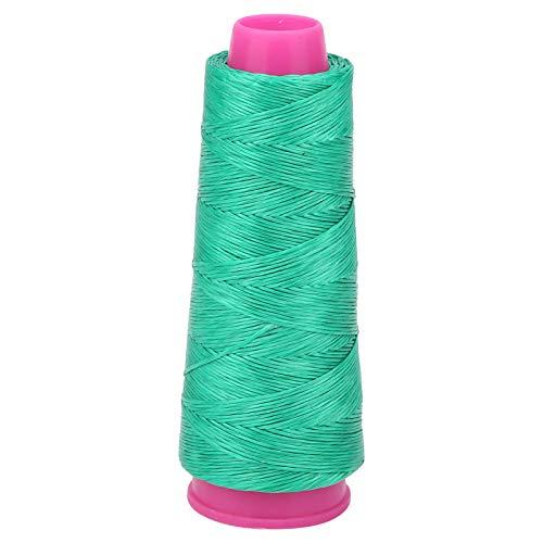 minifinker Hilo de Cuerda de Arco La Cuerda de Arco de Peso Ultraligero se Puede convertir en una Cuerda de Arco Curvada(Green)