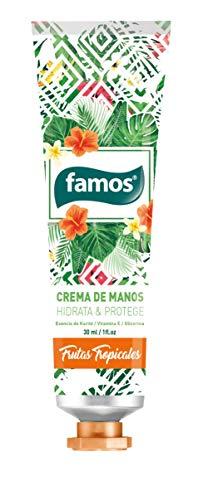 Famos Crema De Manos Tropical 30 ml