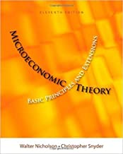 [1111525536] [9781111525538] Microeconomic Theory: Basic Principles and Extensions 11th Edition - Hardcover