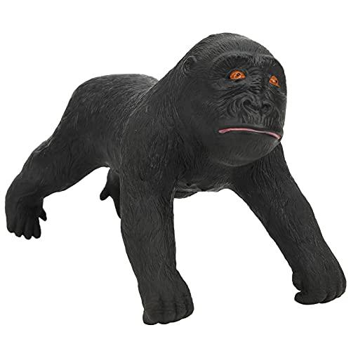 Modelo de Gorila, decoración de Escritorio, Adorno, descompresión, Juguete Educativo para niños, para niños y niñas