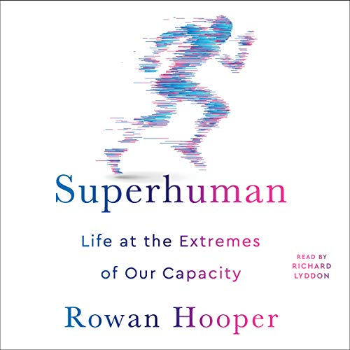 Superhuman  By  cover art