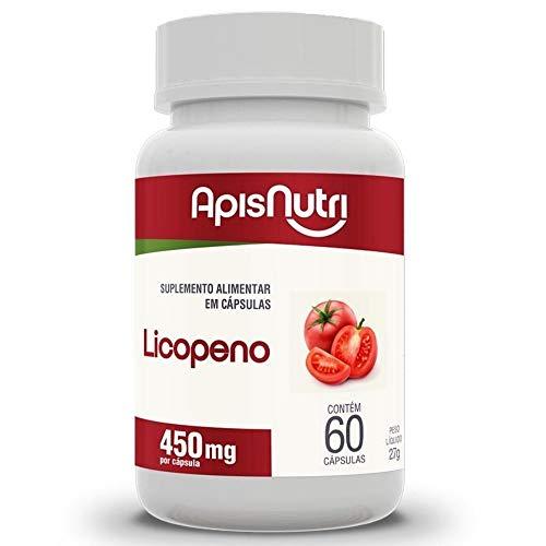 Licopeno 450mg (60caps), Apisnutri