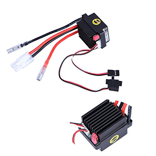 CVERY 320A cepillado motor, 6-12V cepillado ESC controlador de velocidad eléctrico para...