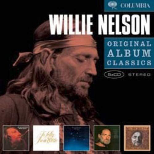 Original Album Classics : The Troublemaker / To Lefty From Willie / Stardust / Willie Nelson Sings Kristofferson / Tougher than leather (Coffret 5 CD)