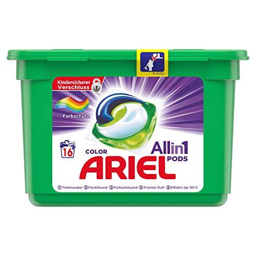 Ariel - All-in-1 Pods, cápsulas protectoras del color