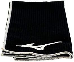Mizuno Microfiber Cart Towel, Black