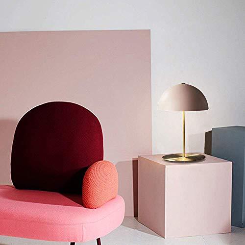 YZYZYZ Lámpara de Mesa posmoderna Creativa Sala de Estar Decorativa vestíbulo del Hotel mesita de Noche Modelo habitación lámpara de Mesa
