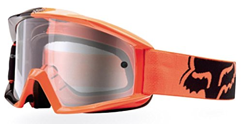 Fox Main Goggles 180 Race Orange / Clear One Size