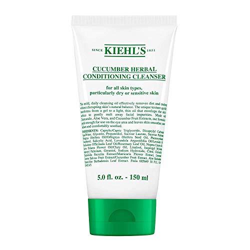 Kiehls Cucumber Herbal Cond. Cleanser All Skin Typ 150ml