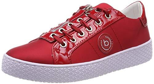 bugatti Damen 432525066959 Sneaker, Rot (Red/Red 3030), 39 EU