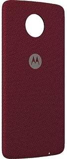 Lenovo for Moto Cap Style Shell for Moto Z / Z3 Nylon (Red