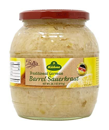 Gundelsheim Barrel Sauerkraut Vegetable Relish, 28.5 Ounce