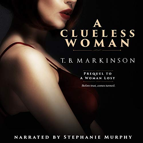 A Clueless Woman audiobook cover art