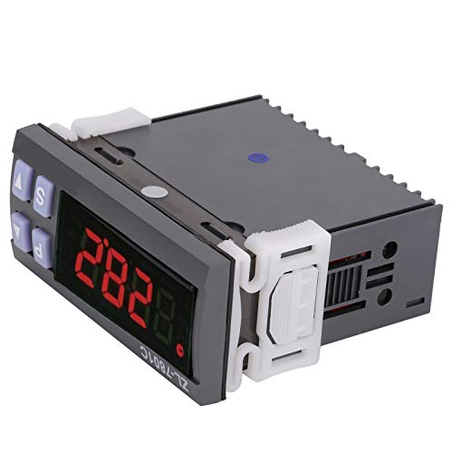 Digital Incubator Controller, Poultry Farming Supplies with LCD Screen Temperature Controller, for Storage Artificial Climate Rooms Poultry & Eggs Incubators