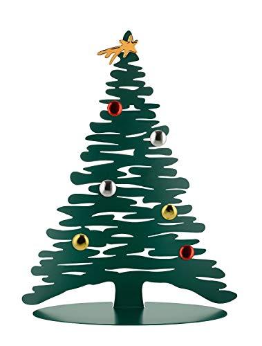 Alessi Weihnachttsschmuck, grün, One Size