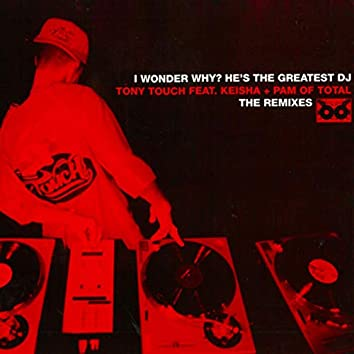 I Wonder Why? (He's the Greatest DJ) (The Remixes)