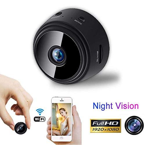 YXB 1080P HD Mini IP WIFI Camera Kleine Draadloze Thuis Beveiliging Camera's, Bewegingsdetectie, Afstandsbediening