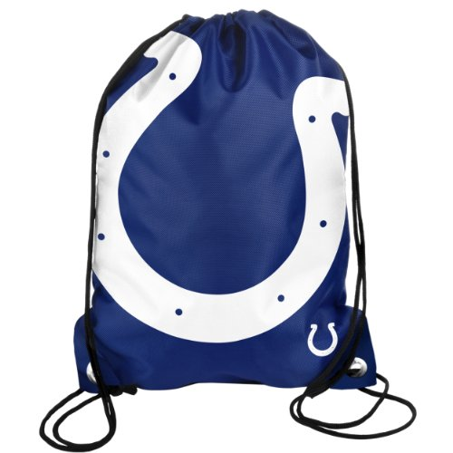Forever Collectibles NFL Indianapolis Colts Drawstring Backpack
