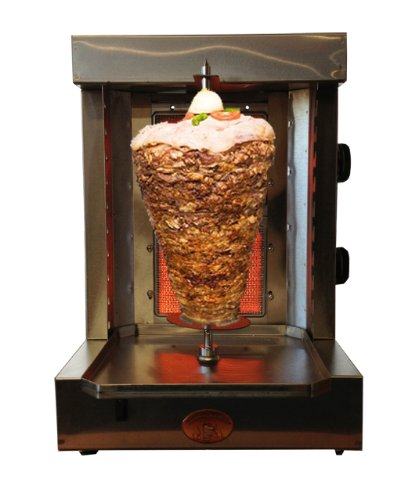 Spinning Grillers 5 in 1-Shawarma Machine-Gyro Machine-Donar...