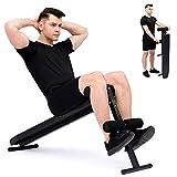 Marbo Sport SmartGym SG-15 Banc de musculation pour abdominaux Noir
