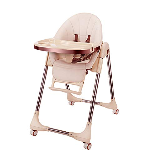 Why Should You Buy Children's Dining Chair Portable Children's Feeding Chair Tray with Non-Slip Safe...
