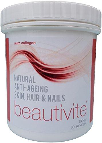 BeautiVite 100% puur collageen voor huid/haren en nagels.